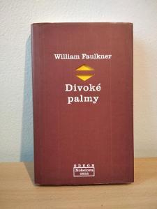 Divoké Palmy William Faulkner Rok 2001 Perfektní Stav Jako Nová