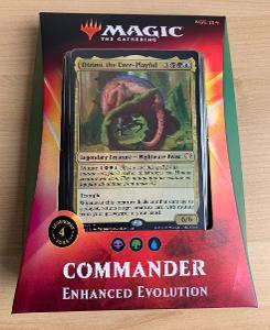 MTG: Commander 2020 - Enhanced Evolution