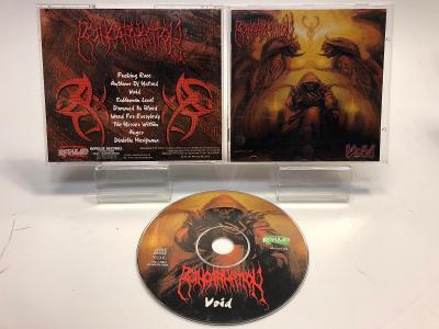 CD -  REINCARNATION   -  Void