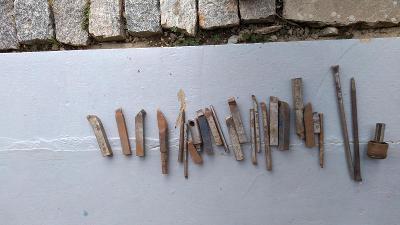 Soustružnické nože mix.