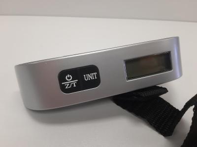 Digitální příruční váha do dílny nebo třeba na zavazadla do 50 kg nová