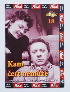 FILM NA DVD • KAM ČERT NEMŮŽE • ZDENĚK PODSKALSKÝ