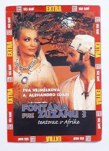 FILM NA DVD • FONTÁNA PRE ZUZANU 3 • DUŠAN RAPOŠ