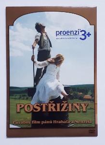 FILM NA DVD • POSTŘIŽINY • JIŘÍ MENZEL