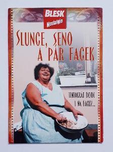 FILM NA DVD • SLUNCE, SENO A PÁR FACEK • ZDENĚK TROŠKA