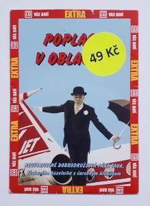 FILM NA DVD • POPLACH V OBLACÍCH - PAN TAU • JINDŘICH POLÁK