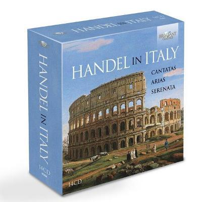 HANDEL IN ITALY: Cantatas, Arias, Serenata (14CD)