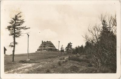 ŠERLICH - Masarykova chata - Orlické hory - Rychnov nad Kněžnou