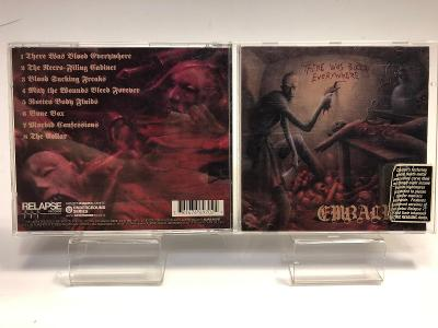 CD -  EMBALMER - There Was Blood Everywhere (1997)