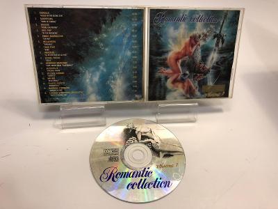 CD - Romantic collection -  Volume 1