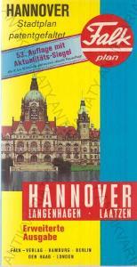 Falkplan Hannover