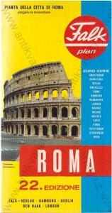 Falkplan Roma (Řím)