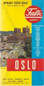 Falkplan Oslo