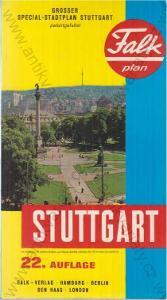 Falkplan Stuttgart