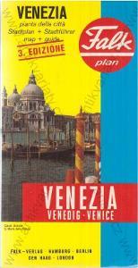 Falkplan Venezia (Benátky)