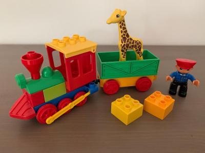 Lego Duplo 6144 - Vláček v zoo