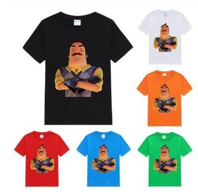 Hello Neighbor - dětské tričko, různé velikosti a barvy