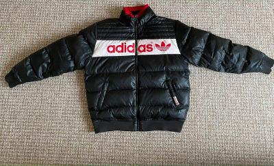 Pánská zimní péřová bunda Adidas Originals XL.