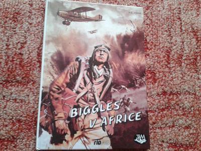 W.E.JOHNS: BIGGLES V AFRICE