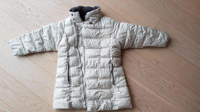 Dívčí zimní bunda Next vel. 116 (5-6 let)