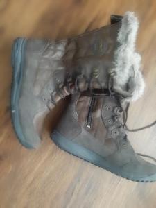 Dívčí zimní boty, sněhule Teva
