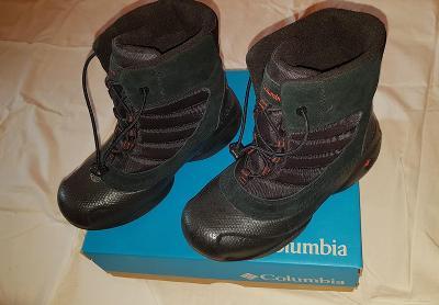 Dětské zimni boty Columbia vel.35 -NOVÉ!!