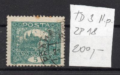 POFIS 4B , II. p. VZÁCNE , TD3 , ZP18