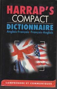 Harrap\'s Compact Dictionnaire EN-FR