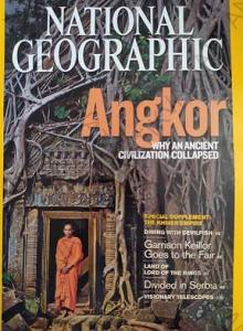 National Geographic - July 2009