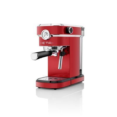 Espresso ETA Storio 6181 90030 červený-NOVÉ, ZÁRUKA, SKLADEM, TOP CENA