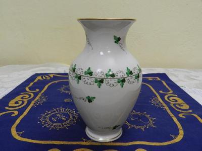 Porcelánová ručně malovaná Váza Technoimpex Herend Hungary