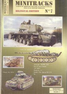 ČASOPIS  MINITRACKS   No 7 - 2003