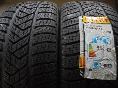 pneu 235 60r18 zimní Pirelli Scorpion Winter 107H 4kusy