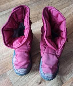 Dětské boty Peddy, velikost 31