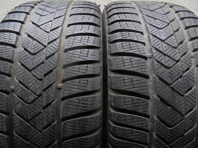 pneu 255 35r19 zimní Pirelli Sotto Zero serie 3 Runflat 96VH4kusy
