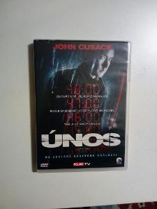 DVD, film Únos