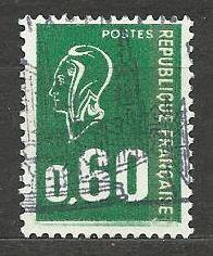 Francie razítkované, r. 1974, Mi. A 1888