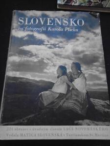 Kniha Slovensko 1949/24 str....(11920)