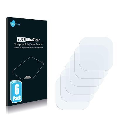 6x Ochranná fólie - Samsung Galaxy Tab S6 Lite (Kamera)