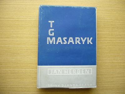 Jan Herben - T. G. Masaryk | 1946 -n