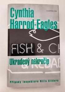-- C. HARROD-EAGLES - UKRADENÝ NEKROČIP  - 2006--