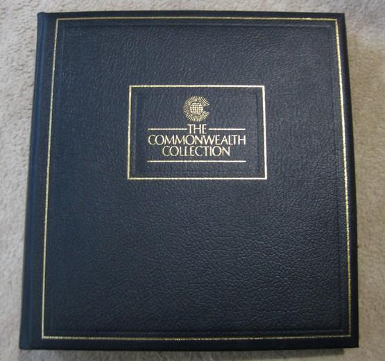 Album pro Commonwealth day 1983 - Filatelie
