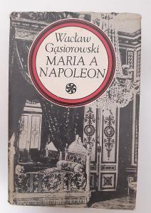 -- W.GASIOROWSKI - MARIA A NAPOLEON- 1975--