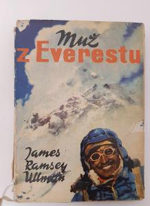 -- J.R.ULLMAN- MUŽ Z EVERESTU- 1961--
