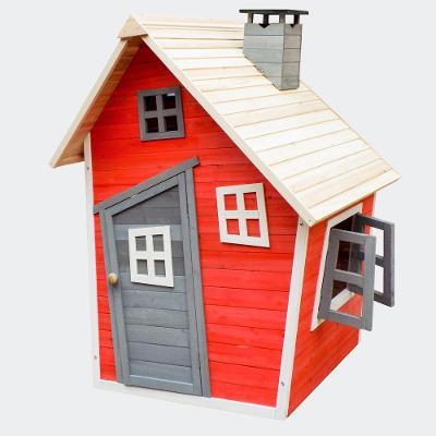 Ekologický dům pro děti Smrkové dřevo