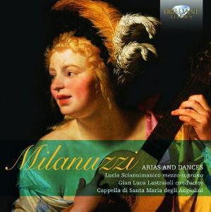 Milanuzzi: Arias and Instrumental Dances (CD)