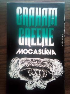 Moc a sláva Graham Greene