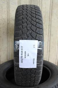 Zimní pneu Nokian W+ 165/70 R14 81T