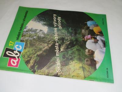 ČASOPIS ABC * ROČNÍK 1985/6 ( 30) VČETNĚ VYSTŘIHOVÁNEK KOMPLETNÍ Č.17