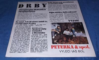 LP Peterka & spol. - Drby